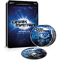 Dark Matter – Season 1+2 - Limited Steel Edition