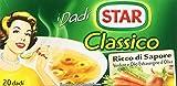 Star - Dado Classico, Ricco di Sapore, Verdure e Olio Extravergine d'Oliva - 4 confezioni da 20 dadi [80 dadi]