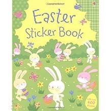 Easter Sticker Book (Usborne Sticker Books)