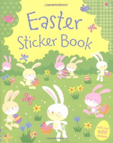 Easter Sticker Book (Farmyard Tales Sticker Learning)