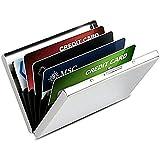 Vicloon Porte-Carte de Crédit/Visite en Aluminium, RFID lutte contre Criminel de Scanning, ...