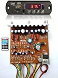 NextGeek™ 100W Stereo 4440 IC Amplifier Board Circuit Kit with mp3 Bluetooth Module