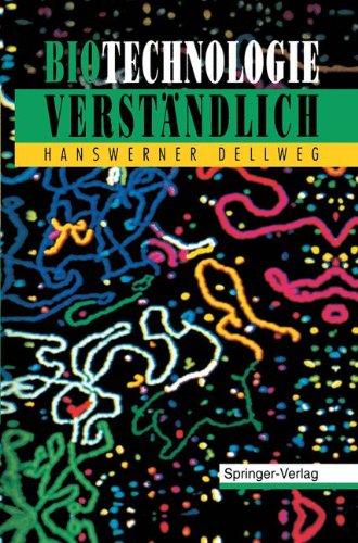 Biotechnologie Verständlich (German Edition)