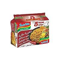 Indomie Satay Fried Noodles, 5 X 80 gm