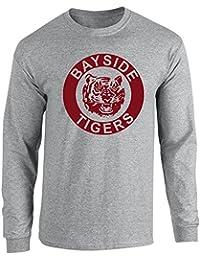 Pop Threads Bayside High School Tigers TV 90s Clothes Long Sleeve T-Shirt