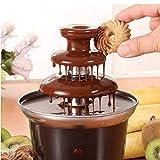 MU Mini Fontaine à Chocolat DIY Household - Fontaine à Fondue au Chocolat...