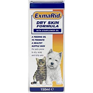 Exmarid Dry Skin Formula with Starflower Oil, 150 ml