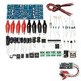 ILS - DIY USB Linear-Spannungsregler Mehrkanal-Ausgangs-Netzteil Satz Step Up Modul