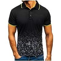 Yowablo Herren Tank Top Tanktop Bodybuilding Shirt Unterhemd T-Shirt Muskelshirt Achselshirt Schnell trocknend