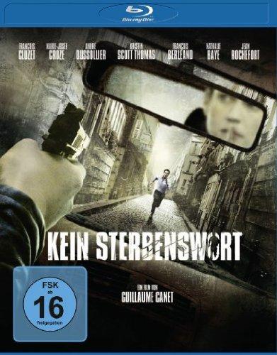 Bild von Kein Sterbenswort [Blu-ray]