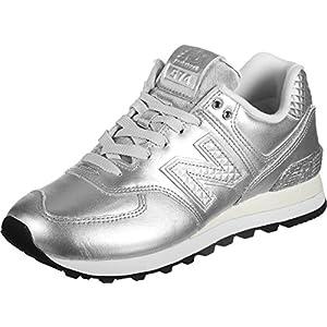 New Balance 574v2 Glitter Pack, Sneaker Donna 9