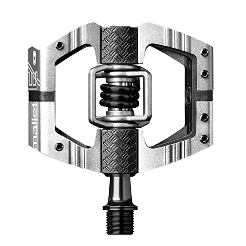 Crankbrothers Mallet E Enduro LS Pedals Silber 2018 Pedale -