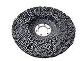 rostio CSD (| de alta calidad para limpieza y decapado negro 125x 13x 22,2mm para Flex | Amoladora de ángulo