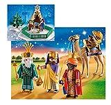 PLAYMOBIL Weihnachten 2018 Krippenspiel 4885 und Heilige DREI Könige 9497 2er Set