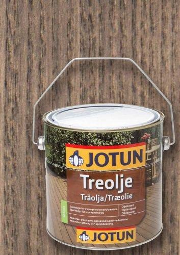 Preisvergleich Produktbild Fjellbris 90001 JOTUN Treolje Holzöl Holzschutzöl Holz Öl