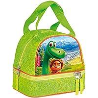 Preisvergleich für Disney Pixar the good Dinosaurier Schule Lunch Tasche (grün)