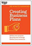 Creating Business Plans (20-Minute Manager)