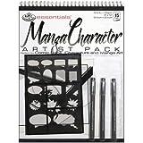 Royal & Langnickel RD-514 - Set Block/Malmedium, Manga