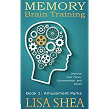 Memory Brain Training - Book 1: Amusement Parks