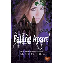Falling Apart (Choc Lit) (Otherworlders Book 2)