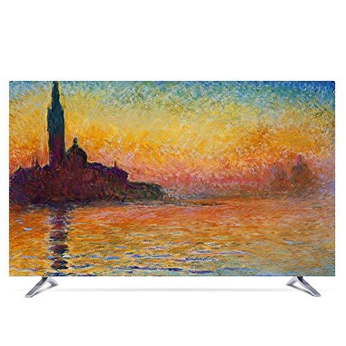 JT TV-Abdeckung, universal, zum Aufhängen, für LCD-Fernseher, Color1, 43