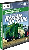 Farming Simulator Add-On Récolte de paille