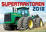 Supertraktoren 2018: Feldkolosse im Einsatz