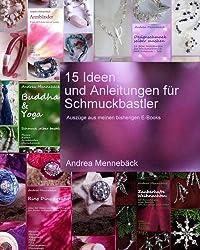 15 Ideen und Anleitungen für Schmuckbastler!