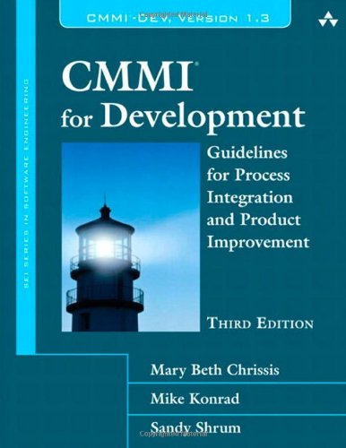 CMMI for Development: Guidelines for Process Integration and Product Improvement (The SEI Series in Software Engineering) por Mary Beth Chrissis