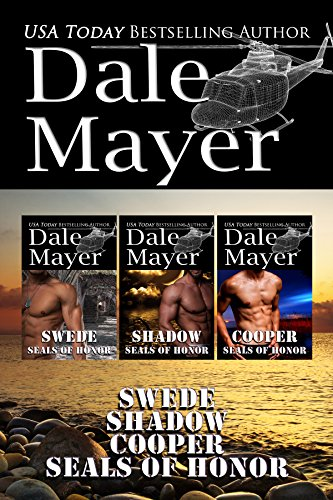 SEALs of Honor: Books 4-6 Swede, Shadow and Cooper