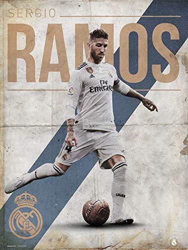 Grupo Erik Print Real Madrid Ramos