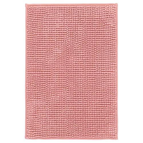 IKEA ASIA TOFTBO - Alfombrilla de baño, Color Rosa