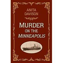 Murder on the Minneapolis by Anita Davison (2015-10-01)