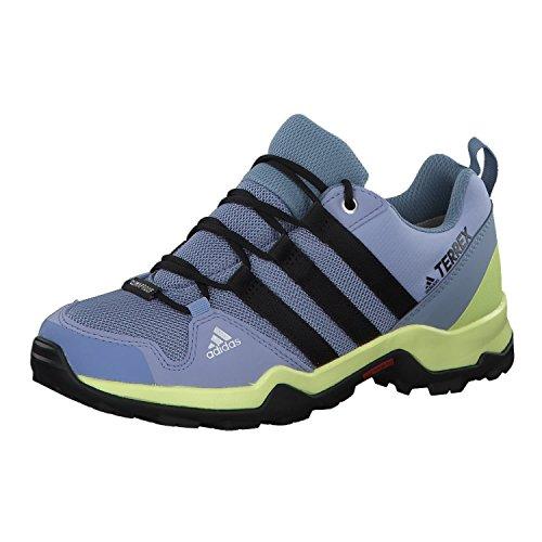 adidas Unisex-Erwachsene Terrex Ax2r CP K Trekking-& Wanderhalbschuhe, Blau (Azutiz/Negbas/Seamhe 000), 38 2/3 EU