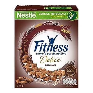 Fitness Delice Cioccolato Cereali Croccanti con Cuore Morbido al Cioccolato, 350 g 7 spesavip