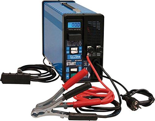 Preisvergleich Produktbild H&G Batterielader 12 / 24V Start