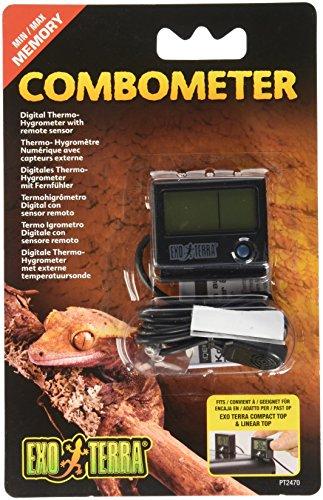 Exo Terra digitale Kombination aus Thermo- und Hygrometer mit Messfühler