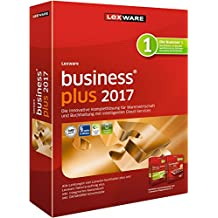 Lexware business plus 2017 Jahresversion (365-Tage)