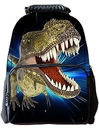 KAXIDY 3D Animales Imprimir Mochila Escolares Mochilas infantiles Escolar Bolsas Escolares Para Niño Niña Estudiante