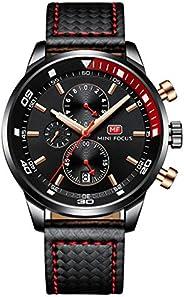 ميني فوكس ساعة رسمية للرجال,جلد,MF0017G.01