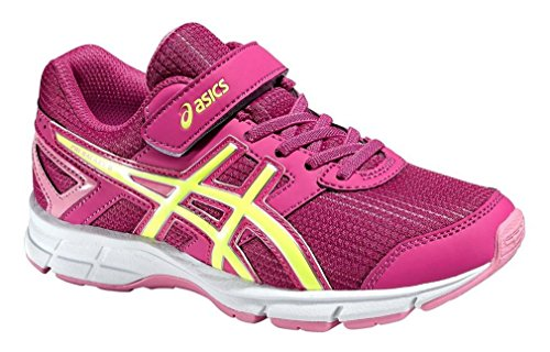 ASICS Pre Galaxy 8 Junior Chaussure De Course à Pied - SS16 Berry