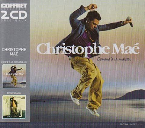 Christophe Mae Mon Paradis - Comme à la maison / Mon paradis