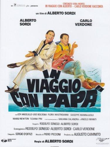 in viaggio con papa' dvd Italian Import by alberto sordi