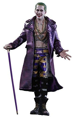 Hot Toys Movie Masterpiece - Suicide Squad - The Joker (Purple Coat Version) Exclusive Edition