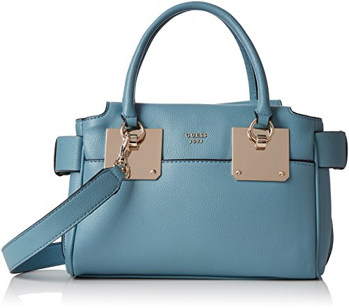 centimeters Hwvg6854050 14x20x29 Sky Damen Guess Shopper Blau wPqxA7nI5