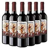 Don Luciano Tempranillo - D.O. La Mancha. Vino Tinto  - 6 Botellas x 750 ml - Total: 4500 ml