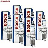 6 Bosch Zündkerzen Set Platinum +4