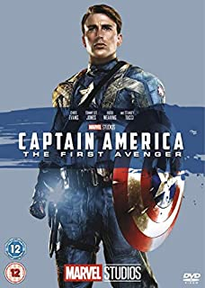 Captain America: The First Avenger [DVD] (B00F3TCF7O)   Amazon Products