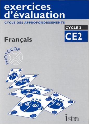 Exercices d'évaluation - Mathématiques CE2 cycle 3