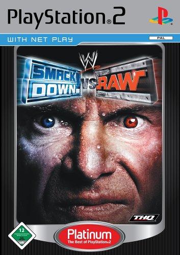 THQ Entertainment GmbH WWE Smackdown vs. Raw [Platinum]